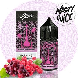 Nasty Shisha Salt - Grape Raspberry 30ml