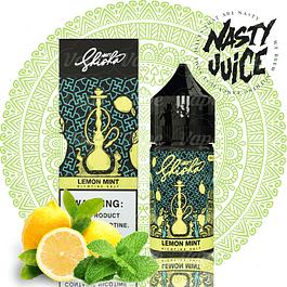 Nasty Shisha Salt - Lemon Mint 30ml