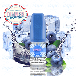 Dinner Lady Salt - Blue Menthol 30ml