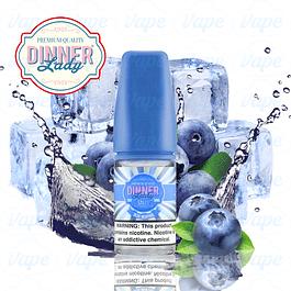 Dinner Lady Salt - Blue Menthol 30ml