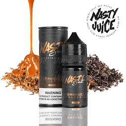 Bronze Blend - Nasty Salt 30ml