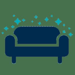 Limpieza de sofá de tela