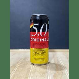 5.0 ORIGINAL CRAFT BEER 500CC