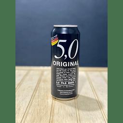 5.0 ORIGINAL PILS 500CC