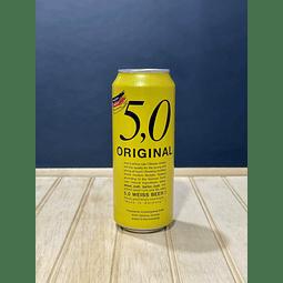 5.0 ORIGINAL WEISSBIER 500CC