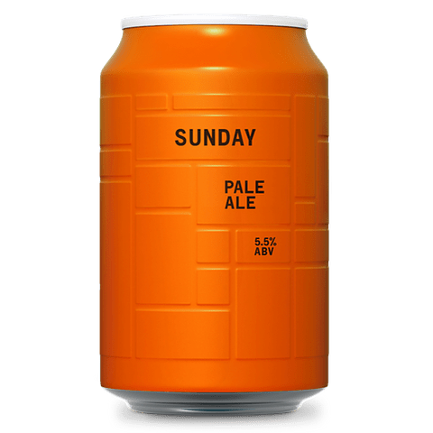 AND UNION SUNDAY - PALE ALE 330CC