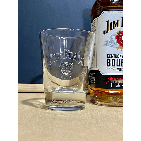 VASO WHISKY JIM BEAM