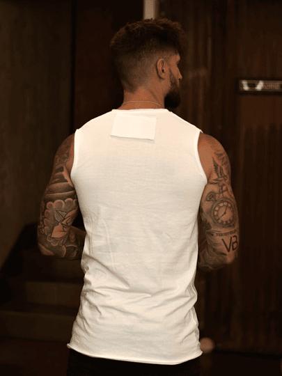 Musculosa Bengala Blanca
