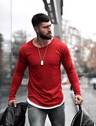 Sueter Rojo