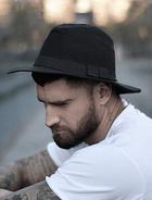 Sombrero Paris Negro