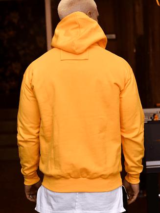 Poleron Canguro Amarillo