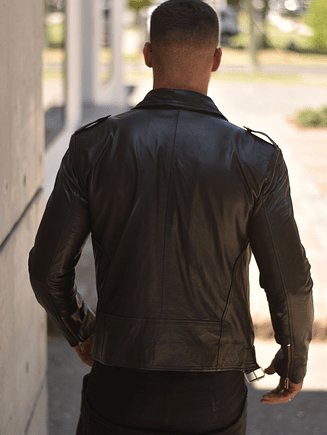 Chaqueta Biker Light