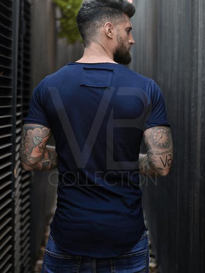 Polera VB Azul