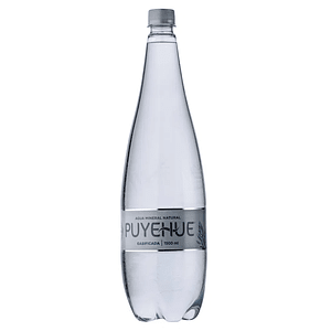 Agua Mineral con Gas - PUYEHUE (1.5lt)