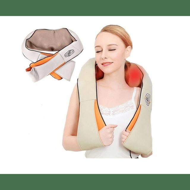 Masajeador para Cuello, Espalda, Piernas
