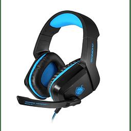 Audífonos Gamer con micrófono