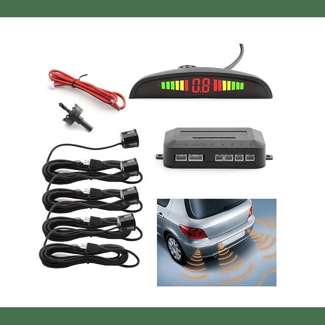 Sensor Retroceso Para Estacionamiento