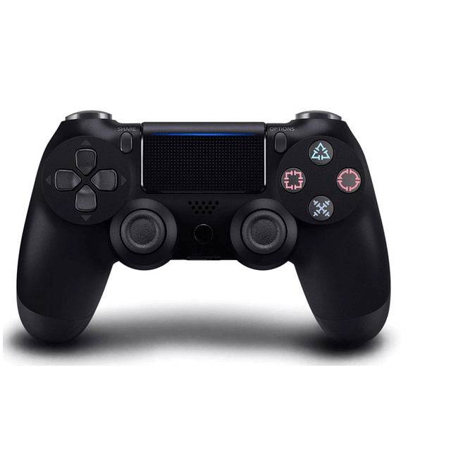 Control Ps4 Inalambrico Dualshock Generico NEGRO