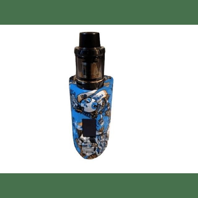 Vaporizador Vapor Storm Puma Con 2 Baterías BLUE