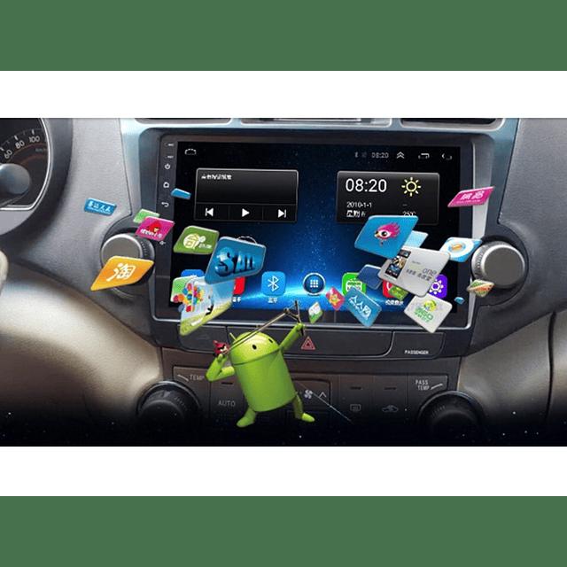 Radio 9 Pulgadas /gps / Wifi / Pantalla Tactil / Android 8.1