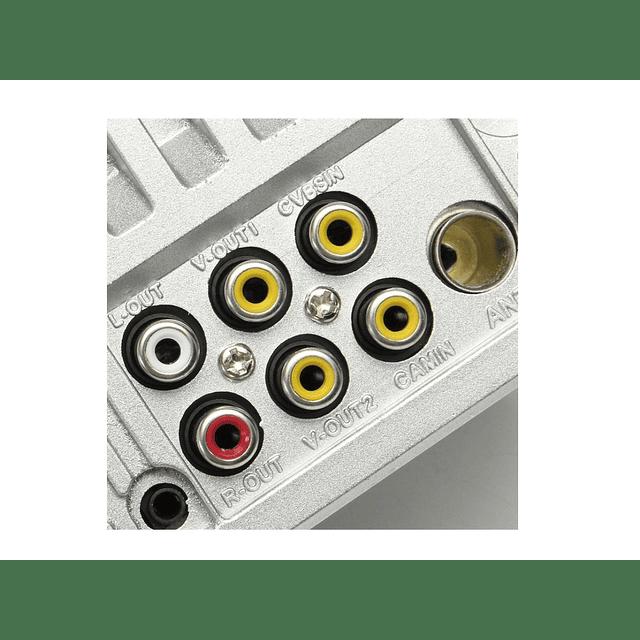 Radio Auto Pantalla Tactil Bluetooth 7