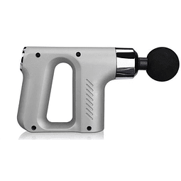 Pistola Masaje De Terapia 8000r/min 5 Velocidades/ GRIS