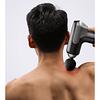 Pistola Masaje Muscular Digital / 4 Accesorios