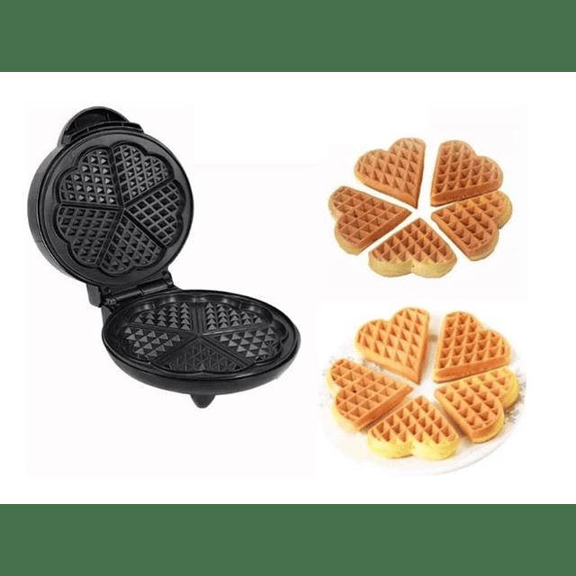 Maquina Wafflera