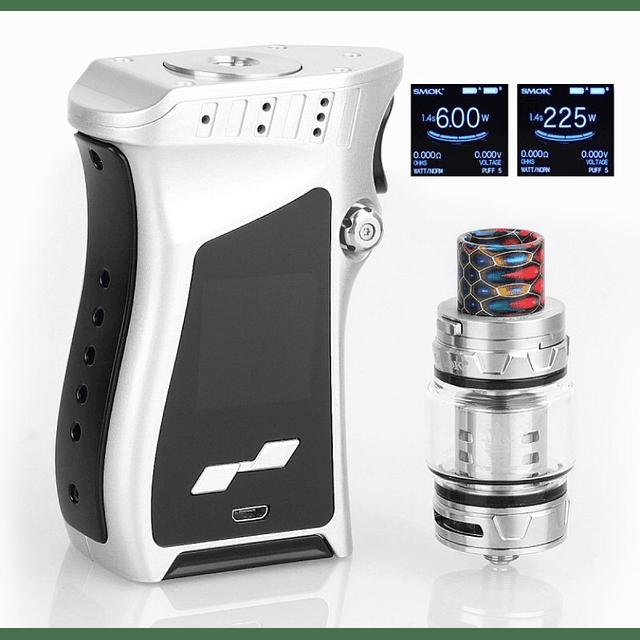Vaporizador Electronico Vape Smok Mag Kit/ Silver Black