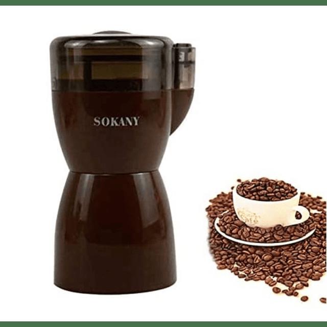 Moledor De Cafe Moledor De Grano Electrico/ Acero Inoxidable