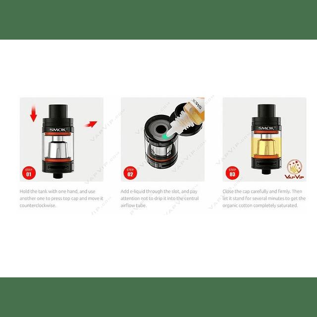 Vaporizador Electrónico Stick V8 Kit/ Tornasol