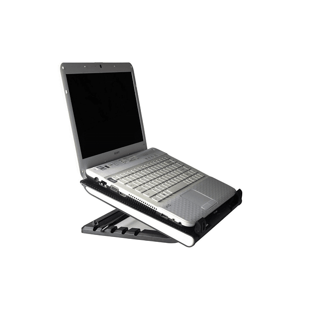 Base Cooler Para Notebook N99 Con 2 Ventiladores