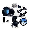 Telescopio Monocular Astronómico F30070m