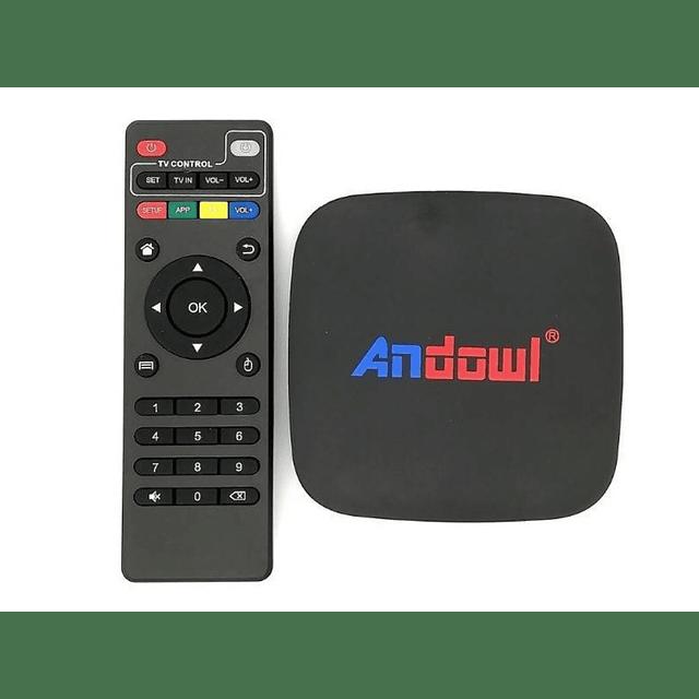 Tv Box Android Tv 7.1 / 2 Gb Ram 16 Gb Almacenamiento