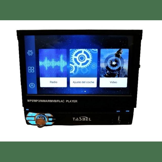 Radio Pantalla Tactil Motorizada Android