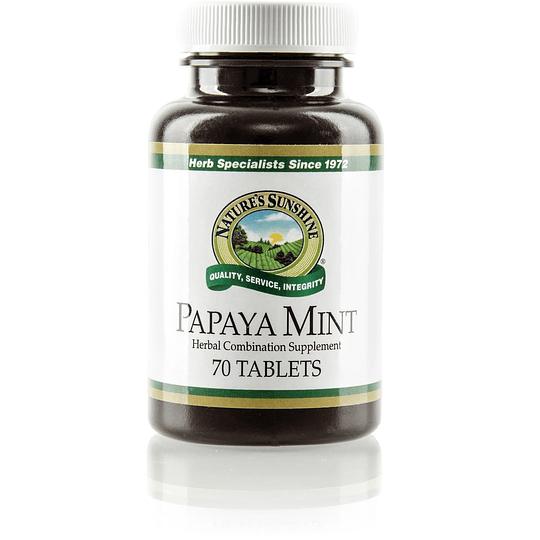Papaya Mint Masticable