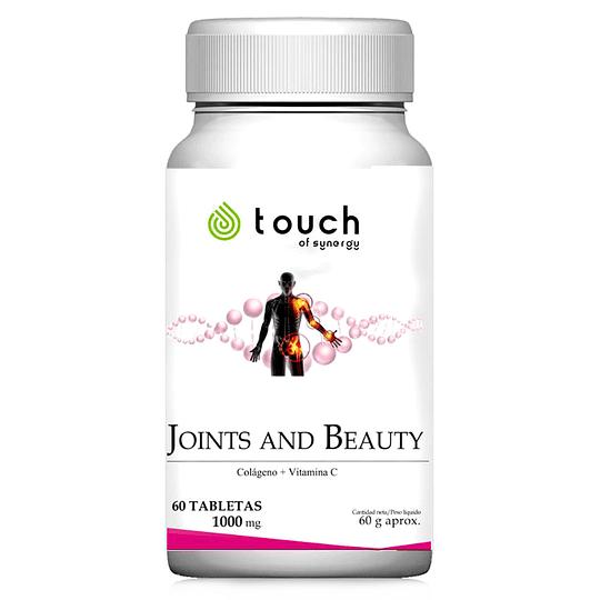 Joints and Beauty (Colágeno y Vitamina C)