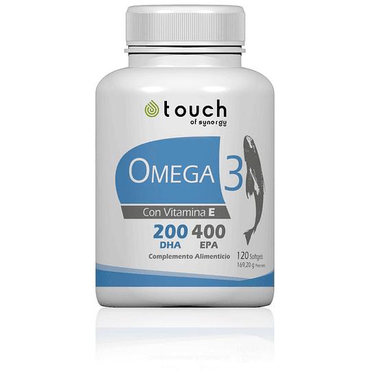 Omega 3 con Vitamina E
