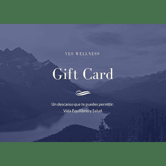 Gift Card Servicio