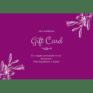 Gift Card Programas