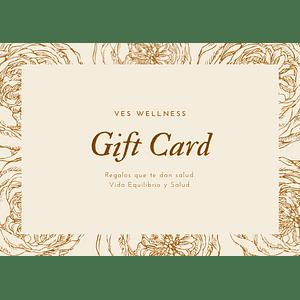 Gift Card Promociones