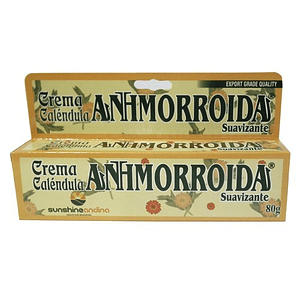 Crema Antihemorroidal