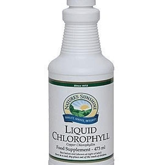 Clorofila Liquida