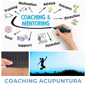 Acupuntura y coaching