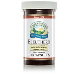 GINSENG SIBERIANO (ELEUTHERO)