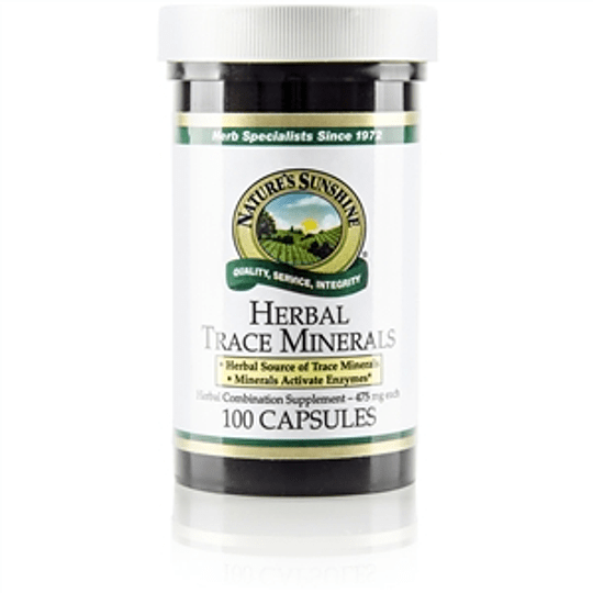 HERBAL TRACE MINERAL