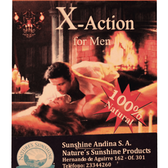 X-ACTION FOR MEN