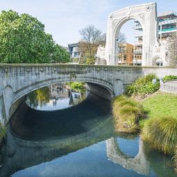 12 semanas inglés en Christchurch $3.510.000 RESERVA POR