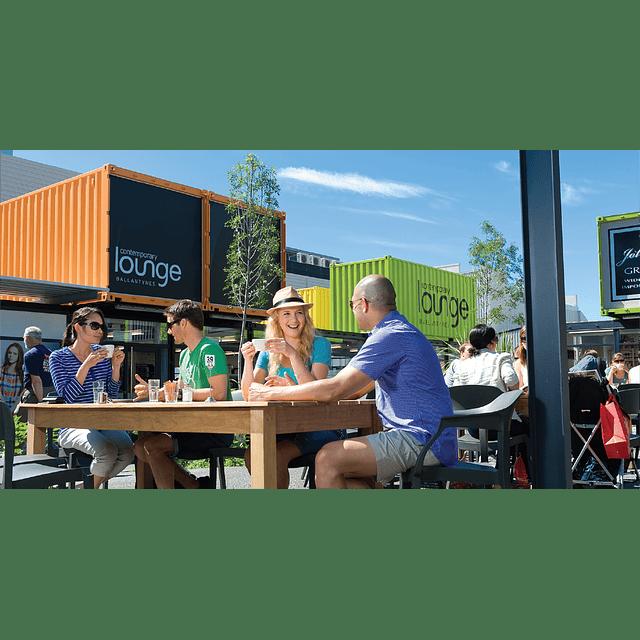 14 semanas inglés en Christchurch $3.870.000 RESERVA POR