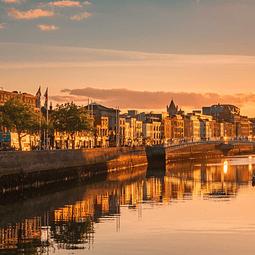 25 semanas inglés en Dublín AM $5.994.000  RESERVA POR